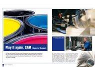 Play it again, SAM (Sigma Air Manager) - Kaeser Kompressorer AB