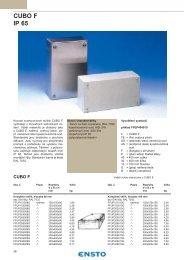 CUBO F IP 65 - IES