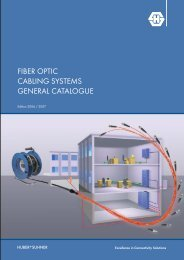 Cabling Systems - Catalogue - AlHof