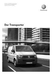Download PDF - bei Volkswagen Nutzfahrzeuge.