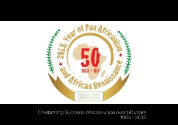 Celebrating Success - United Nations Economic Commission for Africa