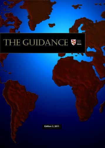 Guidance 3 edition - Chartered Institute of Arbitrators