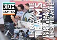 Boekje Innovatieteams - RDM Campus
