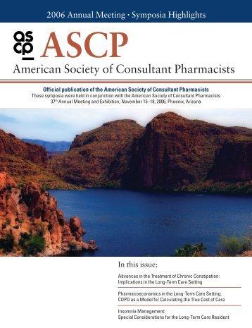 ASCP - CMEcorner.com