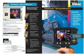 HeatSeeker™ Wärmebildkamera - Ideal Industries