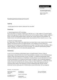 Verarbeitungshinweise tendermark-Furnier A2