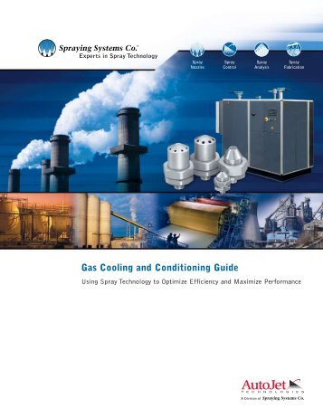 Gas Cooling and Conditioning Guide - SGN Tekniikka Oy