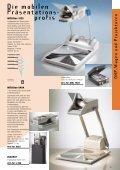 OHP-Wagen und Projektoren - Page 5