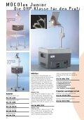OHP-Wagen und Projektoren - Page 6