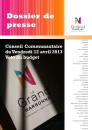 2013_04_12_Budget _DP_conseil communautaire - Le Grand ...