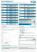 BON DE COMMANDE 2013 - CAES-APLA - Page 2