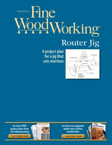 Download Router Jig