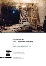 Zwangsarbeit und Konzentrationslager - Ausstellung Zwangsarbeit