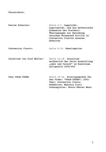 pdf - Katalogetexte deutsche Übersetzung - Ciervo.org
