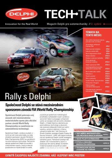 Rally s Delphi - Delphi Aftermarket