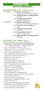 Gesamtprogramm (PDF) - Oberkasseler Kulturtage - Seite 2