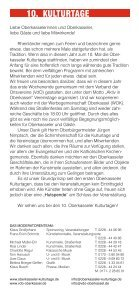 Gesamtprogramm (PDF) - Oberkasseler Kulturtage - Seite 3