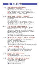 Gesamtprogramm (PDF) - Oberkasseler Kulturtage - Seite 6
