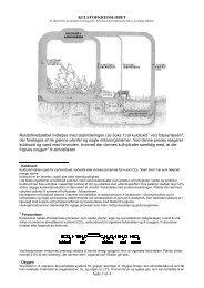 Side 1 af 4 KULSTOFKREDSLØBET Kulstofkredsløbet indledes med ...