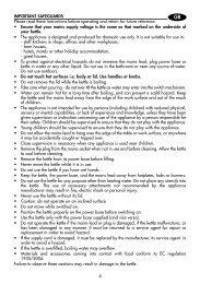 DeLonghi KBO2001BK Black 1.7 Litre Kettle User Manual Download