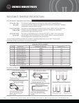Melt Bolt RTD Catalog / Specifications - Durex Industries - Page 2