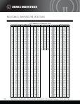 Melt Bolt RTD Catalog / Specifications - Durex Industries - Page 6