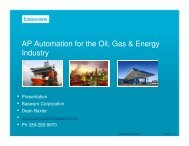 AP Automation for the Oil, Gas & Energy Industry - Cortex Business ...