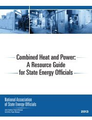 Combined Heat and Power: A Resource Guide for State Energy ...
