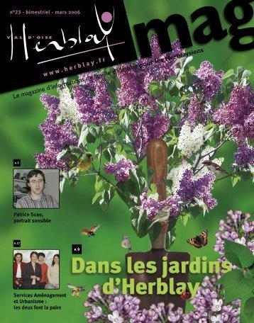 N° 23 - bimestriel - mars 2006 - Herblay