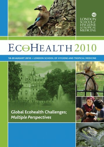 download the Conference Program - EcoHealth HB_2