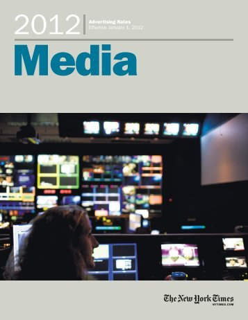 Media - New York Times – inEducation – Subscriptions