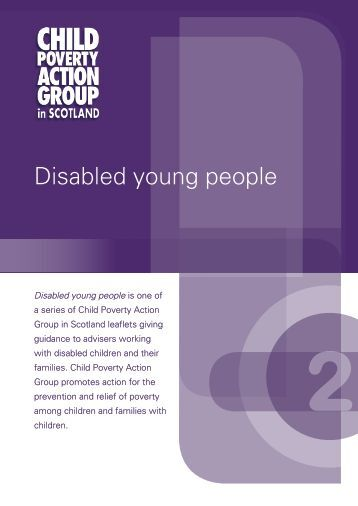 Disabled young people - Shetland Islands Council