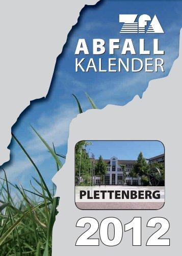 Plettenberg 2012 - ZfA Iserlohn