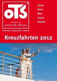 Kreuzfahrten 2012