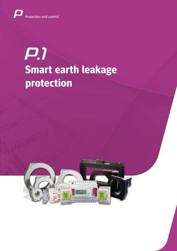 Smart earth leakage protection - Circutor