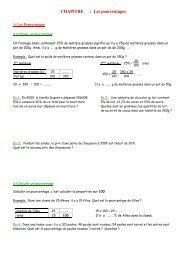 Modèle mathématique. - Pass Education