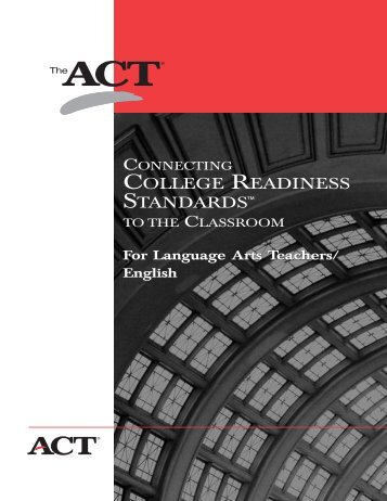 ACT_English start on pg. 20.pdf - Warren County Schools