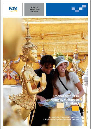 An analysis of Visa card spending in Thailand - Statistics and ...