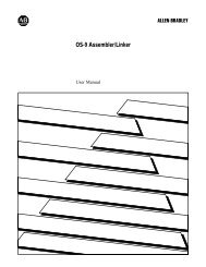 Allen-Bradley OS-9 Assembler-Linker