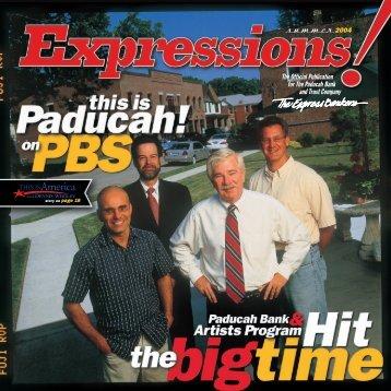 PB express sum04 edition - Paducah Bank