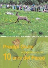 interno 10ANNI - Parco Naturale delle Prealpi Giulie