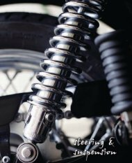 Steering and Suspension - Automatic Distributors