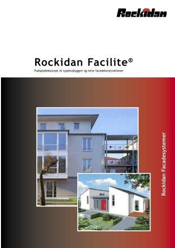 Facilite® Pudsplade - Rockidan
