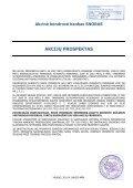 Akcinė bendrovė bankas SNORAS AKCIJŲ PROSPEKTAS - Page 2