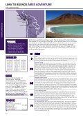EXPLORE SOUTH AMERICA - STA Travel Hub - Page 7