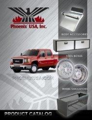 Phoenix USA -2009 Product Catalog - Zip's Truck Equipment