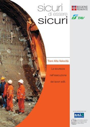 La sicurezza nell'esecuzione dei lavori edili - Frareg