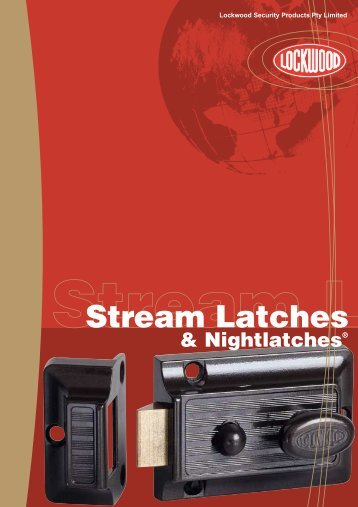 Stream Latches - Hardware Direct