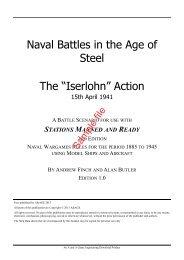 SMR II Battle Iserlohn Blue Cover.pub - WarGameVault