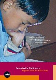 Wirkung in der Personellen Entwicklungszusammenarbeit ... - Unité